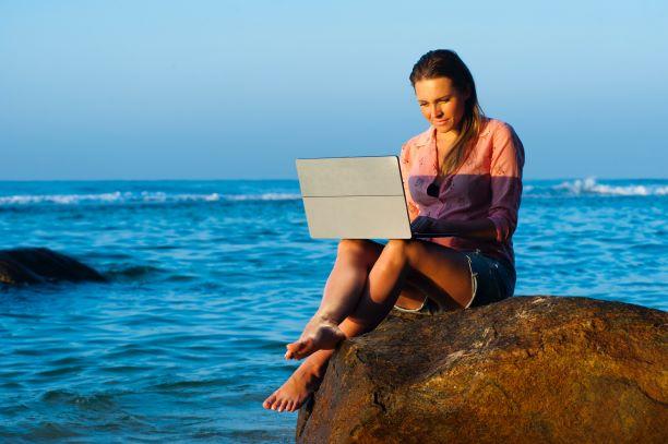 start an own online business